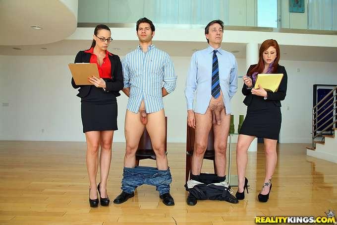 Follados y humillados en entrevista de trabajo - foto 2