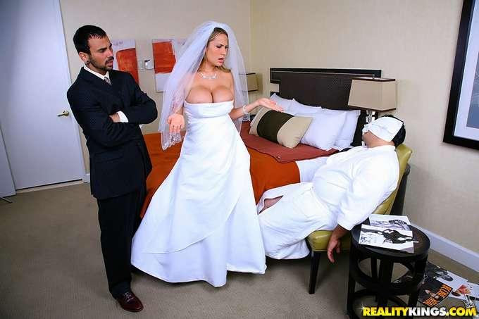 Recien casada y ya se esta follando a otro - foto 2