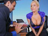 Ahora si, sexo con la secretaria de mi padre - Fotos Porno