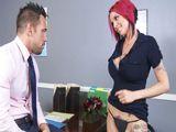 Anna Bell Peaks viene buscando trabajo - Actrices Porno