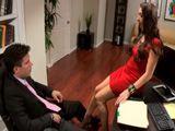 Toda buena reunión debe acabar en sexo - Secretarias