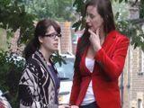 Me ligo en la calle a la hija de una vecina - Lesbianas