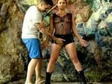 Aventuras XXX anales con Julia Gomez - Españolas