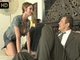 Se relaja con su secretaria MILF en un hotel - Secretarias