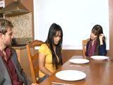 Invito a comer a la novia de mi hijo mayor - Trios