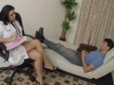 Mi psicóloga tiene unas piernas ... - Morenas