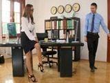 Mi secretaria está hoy muy atractiva - Secretarias