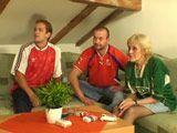 Ven en familia los partidos de la Eurocopa de Francia - Incestos