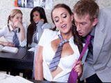 Profesor sometido a los caprichos de Liza Del Sierra - XXX