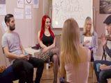 Reunión de adictos al sexo, intentan desengancharse - XXX