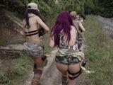 Como ha cambiado el ejercito, joder con las soldados - Pov