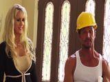 Un atractivo obrero llama a mi puerta, le dejo pasar … - Xvideos