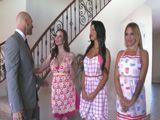 Ellas son mis tres nuevas señoras de la limpieza … - HD