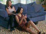 Me encanta el pelo de mi vecina, nos lo pasamos genial - Lesbianas