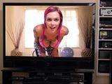 Me pajeo viendo a una presentadora de televisión - Xvideos