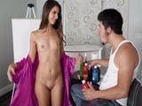 Querías retratar a una mujer desnuda? aquí me tienes - Xvideos