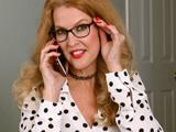 Madura delgada que te follarias: y ademas con gafitas uff - Fotos Porno
