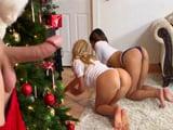 Con retraso pero Papá Noel llega a todos los hogares - XXX