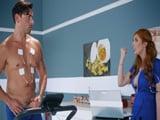 La enfermera me pide que me haga una paja, que raro !! - XXX