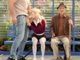Abuelo, usted no mire que la muchacha me la va a chupar - Guarras