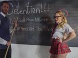 Sabes que no puedes venir a clase con esas faldas tan cortas - Xvideos