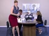 La reunión de trabajo está siendo bastante intensa … - Secretarias