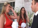 Intento ligar en la boda de mi amigo, cuanta tía buena !! - Zorras