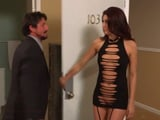 Me subo a la habitación del hotel a follar con el director - Sexo Fuerte