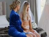 Llega el día de la boda y mi hija tiene dudas, la aconsejo - Sexo Fuerte