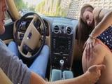Me hace parar el coche, tiene unas ganas de follar duro … - Xvideos