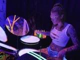 El video porno XXX de Felicity Feline, una estrella del rock - Xvideos